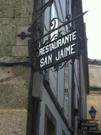 San Jaime: just off Fonseca