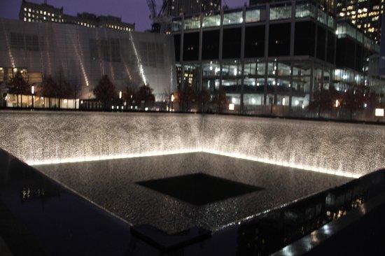 National September 11 Memorial und Museum: émotion