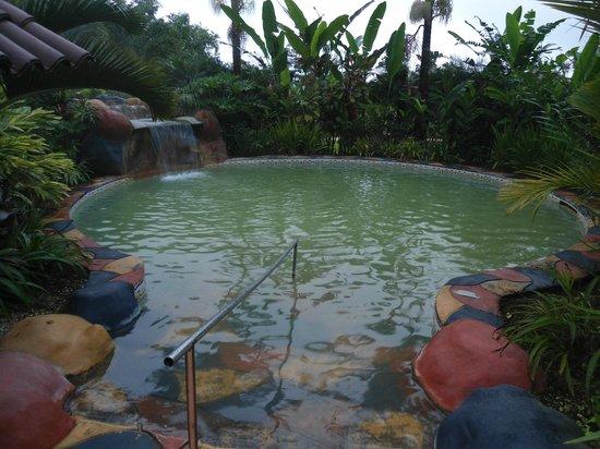 Blue River Resort & Hot Springs: piscina