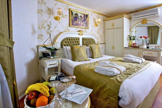 Arden City Hotel: Room