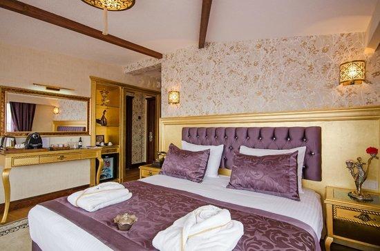 Arden City Hotel: Suıte Room
