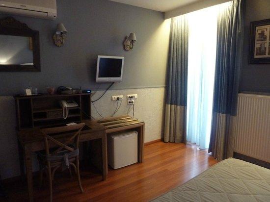 Hotel Orts: la chambre