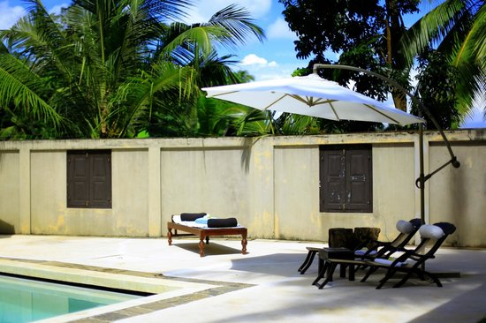 Galle Henna Estate : pool