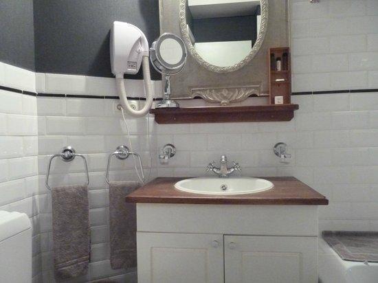 Hotel Orts: salle de bain