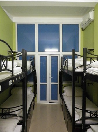 Hanoi Hostel: Female room