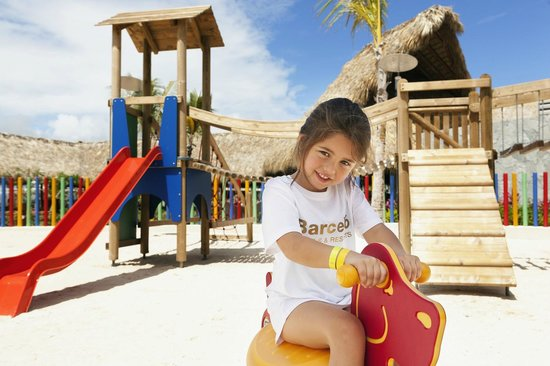 Family Club at Barceló Bávaro Palace Deluxe : Barcy Club