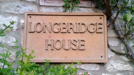 Longbridge House sign