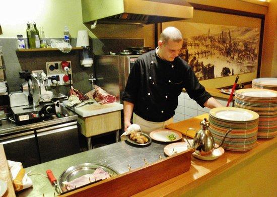 La Spada : Lo chef Andrea