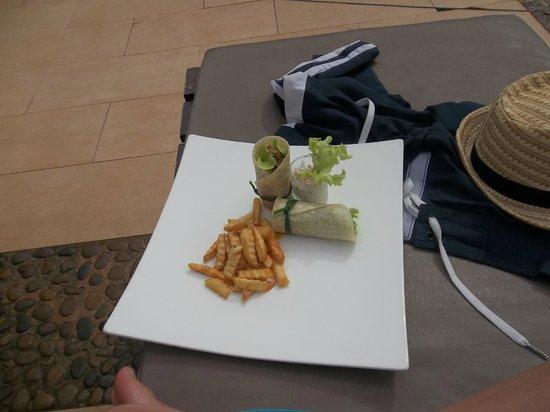 Peach Hill Hotel & Resort: food