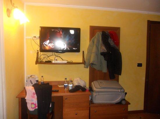 Albergo Edelweiss : camera