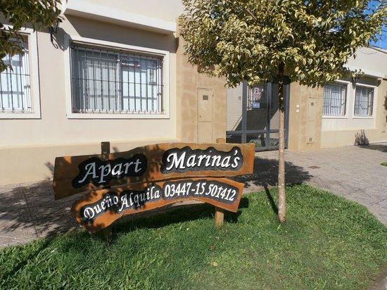 """Apart Marina""""s"""