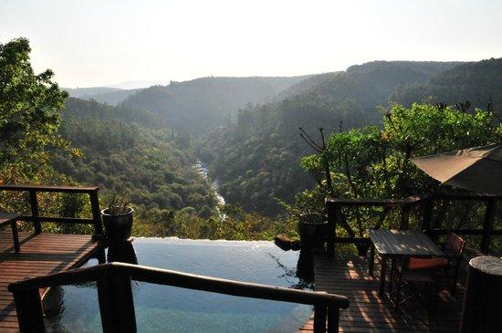 Tanamera Lodge: Wunderschöne Aussicht