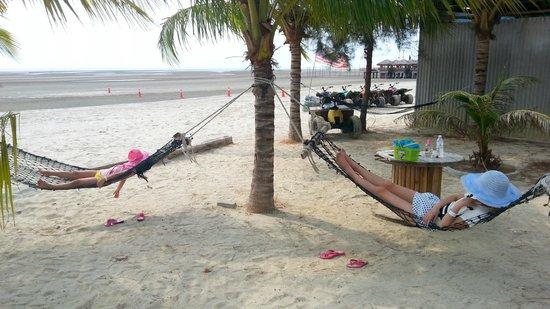 Gold Coast Morib International Resort: Relaxing