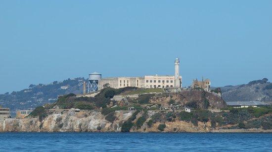 "Île d'Alcatraz : ""The Rock"""