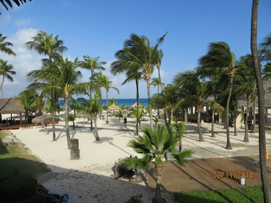 Manchebo Beach Resort & Spa : You're not dreaming!