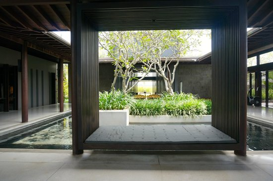 Alila Villas Soori: Lobby Entrance Area