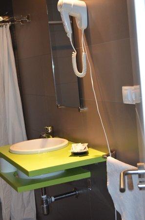 Apartamentos San Pablo : Toilet