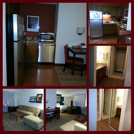 Residence Inn Columbia: Queen Studio Suite