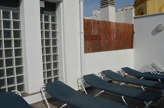 Apartamentos San Pablo : Solarium