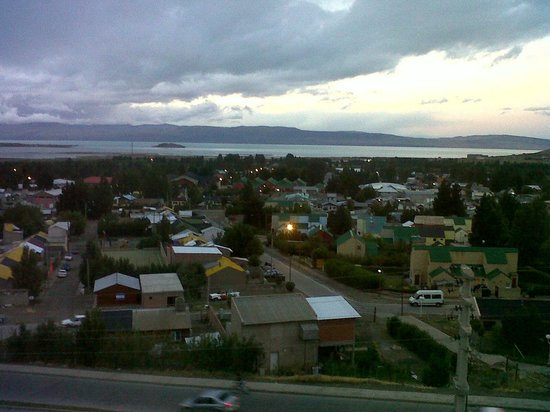 Esplendor El Calafate: Vista al lago Argentino