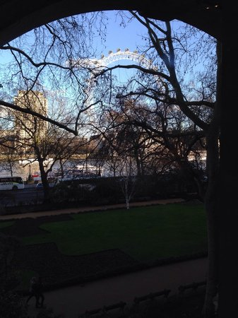 The Royal Horseguards : The view from 212