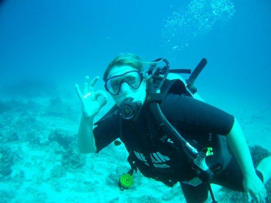 Merlin Divers - Kamala Diving Center: Erster Tauchgang nach dem Open Water Kurs