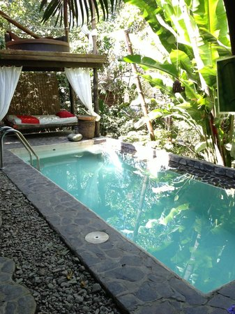Canaima Chill House: Pool