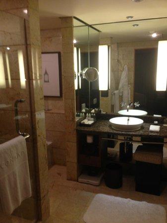 Conrad Bangkok Hotel : Toilet