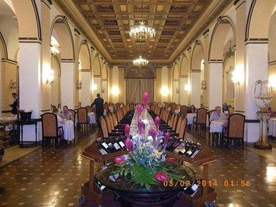 Hotel Nacional de Cuba: Dining room
