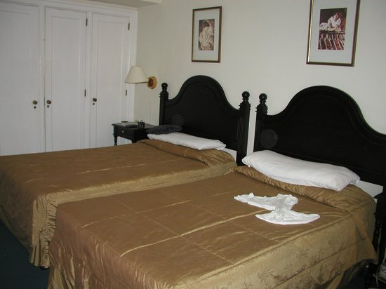 Hotel Nacional de Cuba: Bedroom