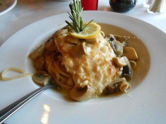 """Siena's Italian Cuisine: """"Molto Bello""""  Valentine 2014"""