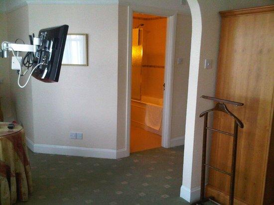 BEST WESTERN Hotel Bristol: room