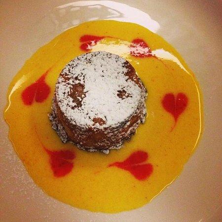 BBQ Tapas Grill: torta bella elena con peperoncino dolce