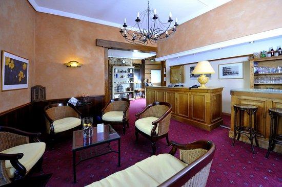Hotel Le Louvre : reception
