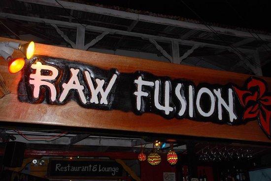 Raw Sushi + Martini Bar: Raw Fusion