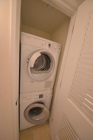 トランプ インターナショナル ワイキキ ビーチ ウォーク, Washing machine