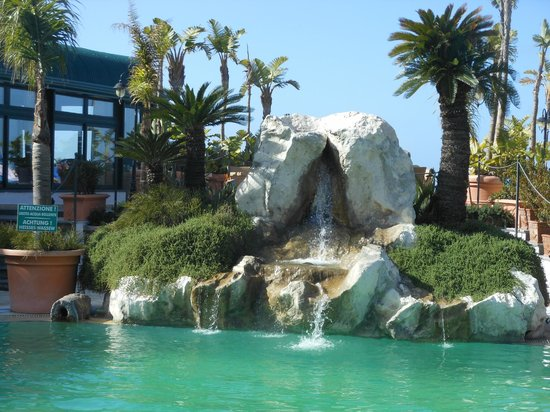 Sorriso Thermae Resort & Spa: piscina grande