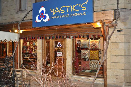 Yastik's
