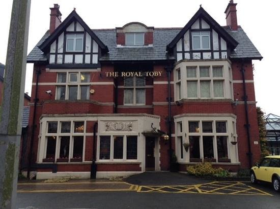 The Royal Toby Hotel: the royal toby