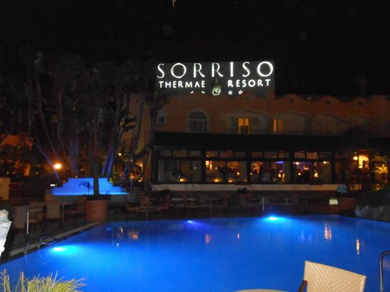 Sorriso Thermae Resort & Spa: piscina grande