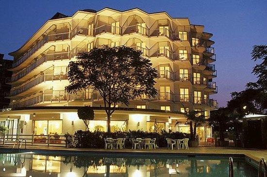 Hotel Bellevue Beach Milano Marittima vacanza holiday urlaub