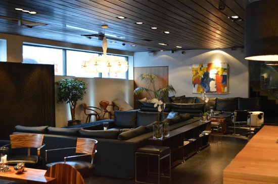 CenterHotel Thingholt: Lobby