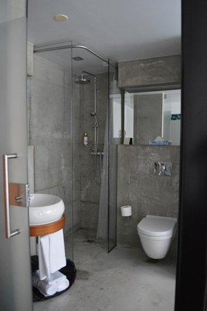 CenterHotel Thingholt: Shower room