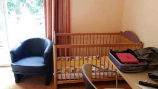 Hotel Zur Morschbach : Spazio anche per il vostro bimbo))