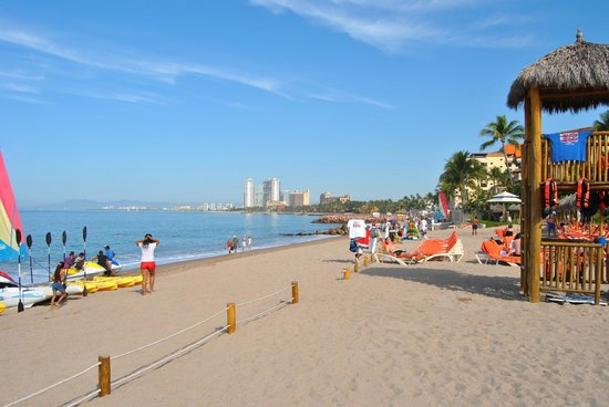Secrets Vallarta Bay Puerto Vallarta: The Hot Beach