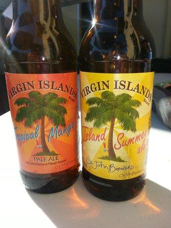 Island Flavor: Amazing Virgin Island Beer