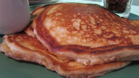 Blu' Island Bistro: House Made Buttermilk pancakes