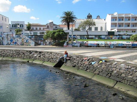 The Marina of Horta: пристань