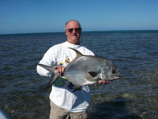 Early Bird Fishing Private Charters: permit