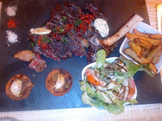 Restaurant La Caravelle: la caravelle hendaye